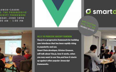 Vue.js: The Progressive Javascript Framework