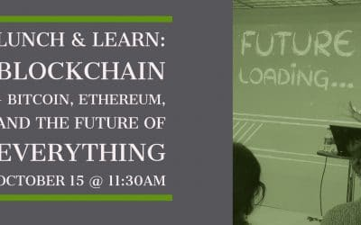 Blockchain – Bitcoin, Ethereum, and the Future of Everything