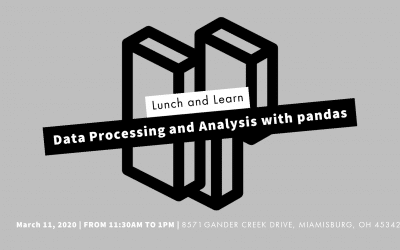 Data Processing and Analysis with pandas